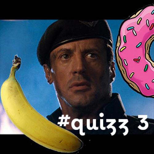 Anthropoquizz 3: banane, Demolition Man et donuts