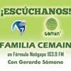 FAMILIA CEMAIN ENFERMEDADES DE LA PROSTATA Portada del disco