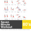 7 Minute Workout 80's