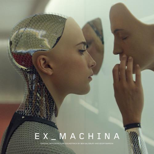 EX MACHINA OST by Ben Salisbury & Geoff Barrow - Hacking / Cutting (Edit)