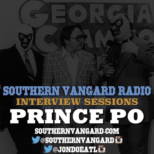 Prince Po - Southern Vangard Radio Interview Session