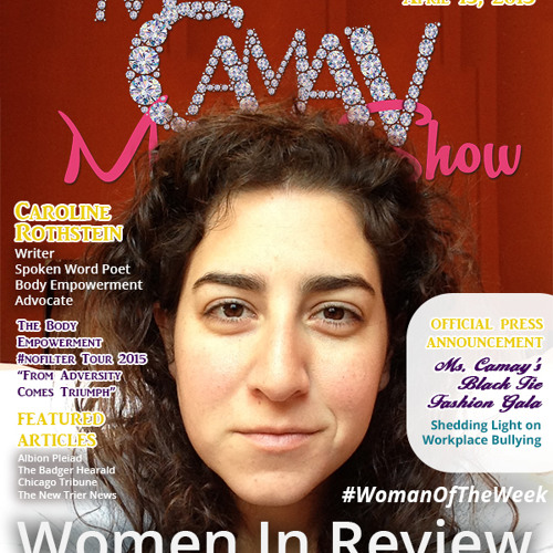 The Ms. Camay Morning Show Interview With Caroline Rothstein