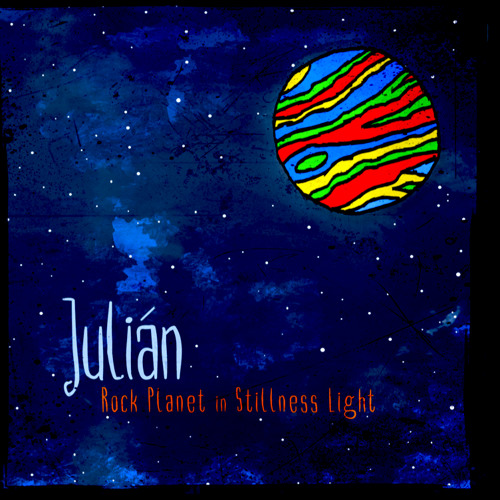 Julián - Rock Planet in Stillness Light