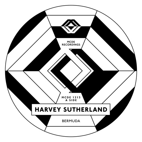 B. Harvey Sutherland - New Paradise (MCDE 1213)