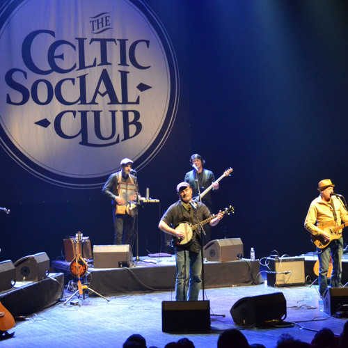 THE CELTIC SOCIAL CLUB Princess Of Lorient - RADIO EDIT