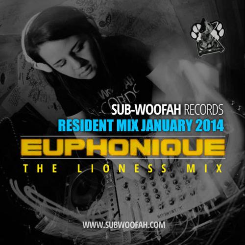 Euphonique - Lioness Mix 2014 [SWRM003]