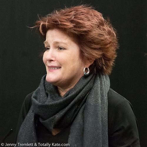 Kate Mulgrew Interview April 15, 2015