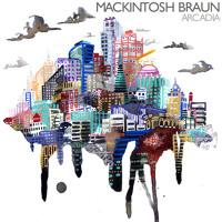 Mackintosh Braun We Ran Faster Then Artwork