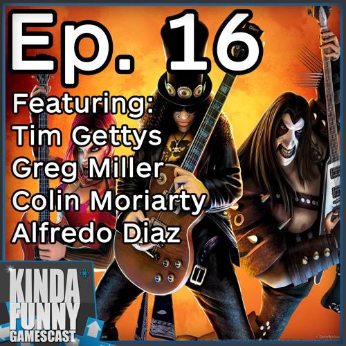 Guitar Hero And Smash Bros. DLC - Kinda Funny Gamescast Ep 16