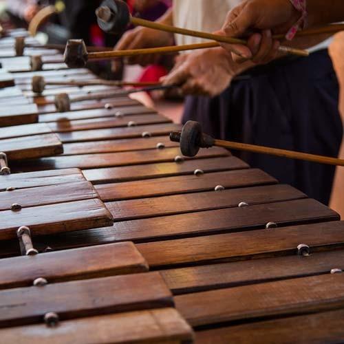 The marimba museum