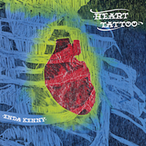 Heart Tattoo - Enda Kenny