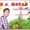 Nj Moran live at Assamese Bihu Songs