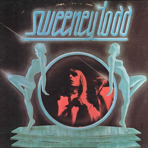 Roxy Roller Single Australian 1976