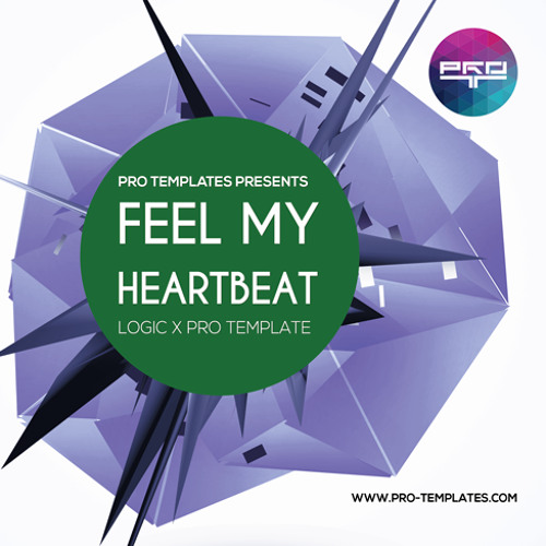 Feel My Heartbeat Logic X Pro Template