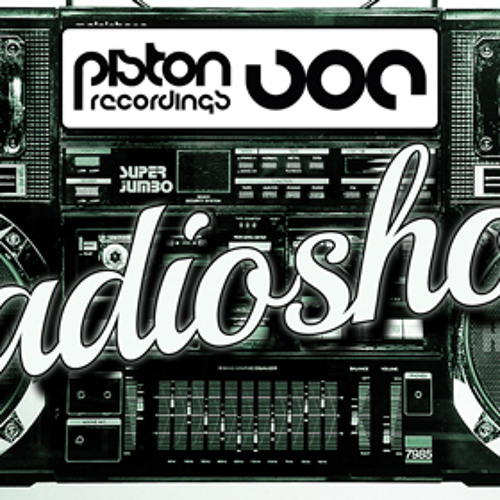 Piston Recordings Radioshow #79 Mixed by Marcus Raute - Aired on Le Chic FM (LDN)