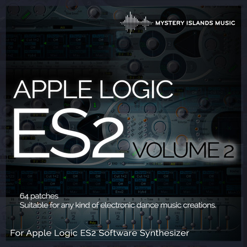 Apple Logic ES2 Soundset Volume 2