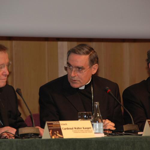 Presentació Jornades per Mons. Lluís Martínez Sistach