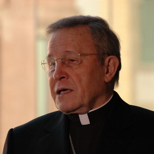 Intervenció del Cardenal Walter Kasper