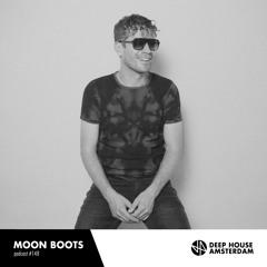 Moon Boots - Deep House Amsterdam Mixtape #148