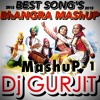 Bhangra Mashup 1 Best Songs ft Dj Gurjit