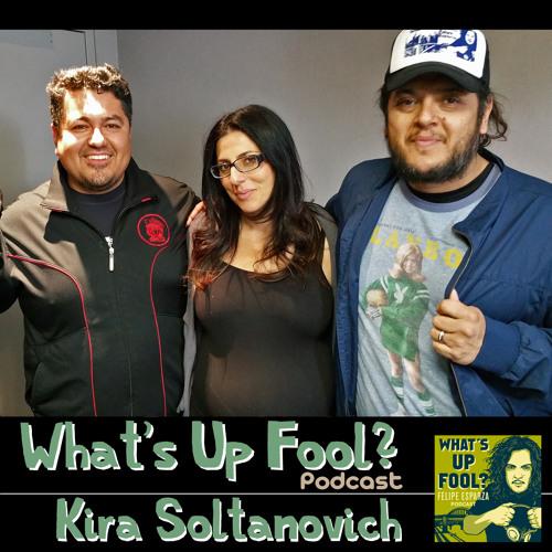 Ep 46 - Comedian Kira Soltanovich