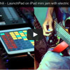 Arizona Oakheart (LaunchPad app on iPad Mini and Electric Guitar Jam Alternate Take)