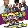 Keith Shebada Ramsey In Bashment Granny 3 Bashy Dead, New Alexandra Theatre Birmingham