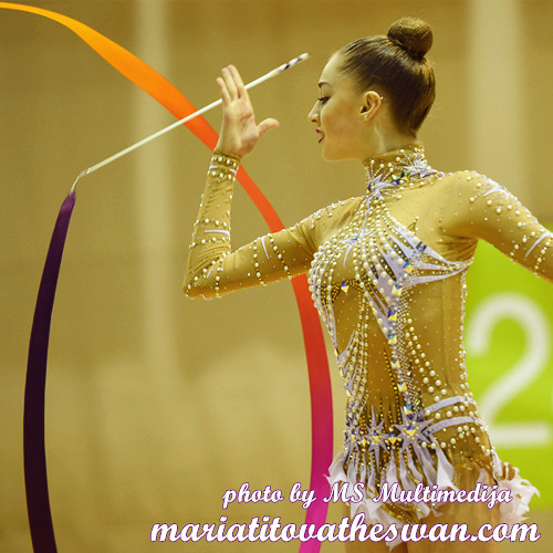 Maria Titova - Ribbon Muisc 2015 - Cut - A Time For Us