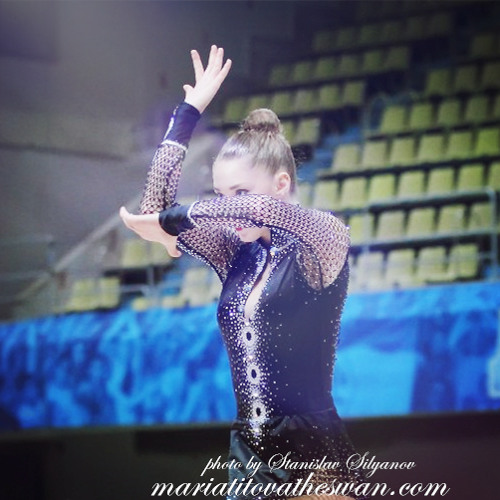 Maria Titova - Hoop Music 2015 - Cut version