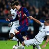 Download اهداف مباراة برشلونة وباريس سان جيرمان 3 - 1 فهد العتيبي Mp3