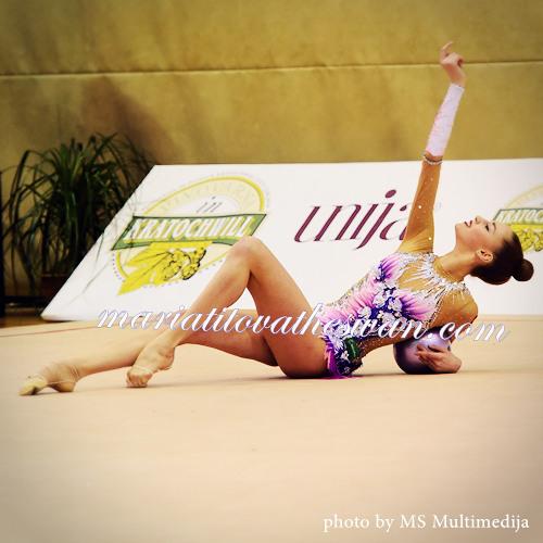Maria Titova - Ball Music 2015 - Cut version