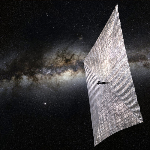 Cosmic Queries: LightSail with Bill Nye