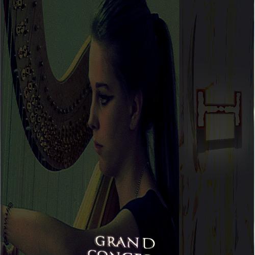 Grand Concert Harp for Kontakt - Overview Demo 4 (MIDI by Satoshi Orisaka)