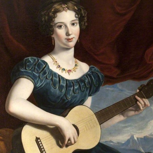 La jeune fille Russe - Pauline Duchambge