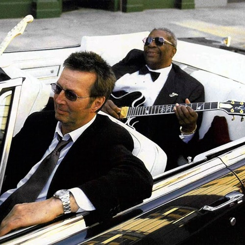 Rock Me Baby (B.B. King and Eric Clapton Duet Style Blues )
