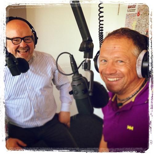 Die neue Welle: Wackers KSC-Show! Rüdiger Böhm zu Gast bei Martin Wacker - 15.04.2015