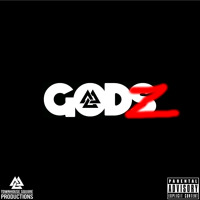 GODZ Feat. D'Mello (Prod. by Instrumental Central & DJI) Artwork