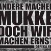 Kannadiss & Haimkind Live  @ Altes Ziehwerk Delitzsch 11.4.15 Live Aufnahme Cut