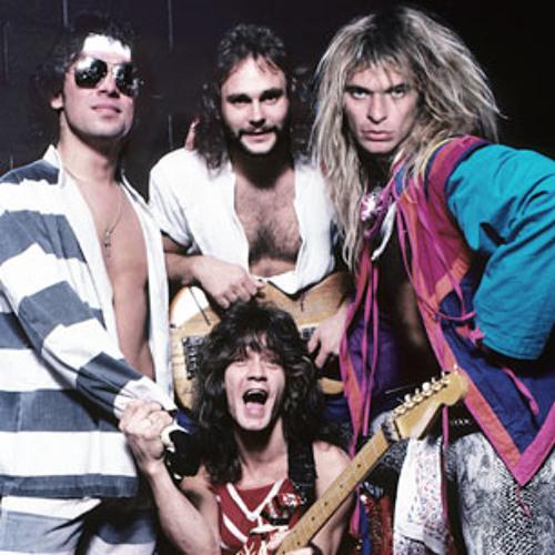 Koma & Bones X Van Halen
