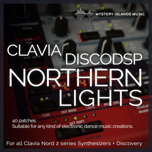 Clavia DiscoDSP Northern Lights Soundset DEMO