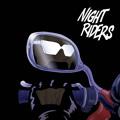 Major Lazer Night Riders (Ft. Travi$ Scott, 2 Chainz, Pusha T, & Mad Cobra) Artwork