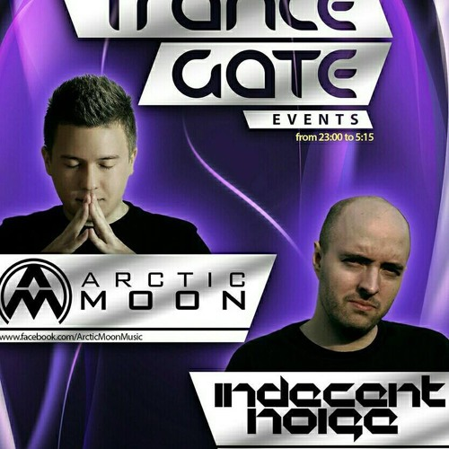 Indecent Noise LIVE @ Trance Gate, Milan, Italy (18.04.15)