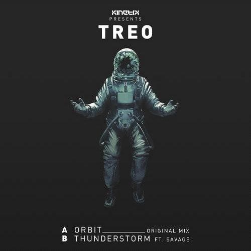 Savage + Treo - Thunderstorm / KKREC024 - Kinetik Recs