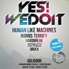 Norris Terrify vs. DJ Drixx | Solidoor Dresden DE | Yes we do it! | 2015-04-04 [ASYNCRON® RADIO]