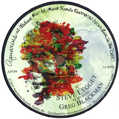 Steve Legget feat. Greg Blackman - Aquarius (Mark Hand Rework) (STW Premiere)