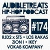 Audible Treats Hip-Hop Podcast 174