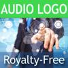 Minimalist Dark Audio Logo (Royalty Free Music for Video Bumper)
