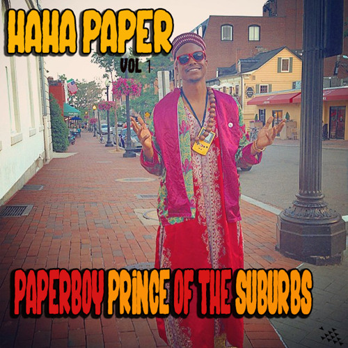 Pikachu - Paperboy Prince of the Suburbs