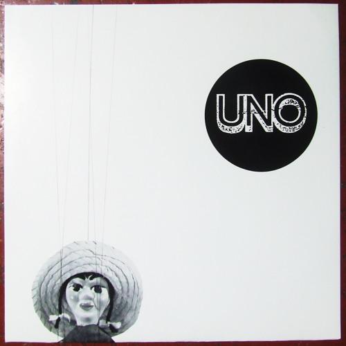 UNO Compilation LP (Checker 01)1994