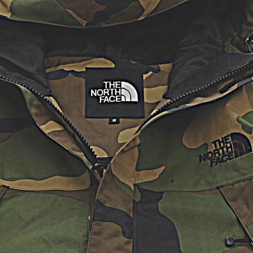 North Face Camouflage [Prod.LMC x Dvnglez]